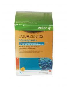 Equazen IQ - Fischoel - Omega 3 - Chews Kau-Kapseln