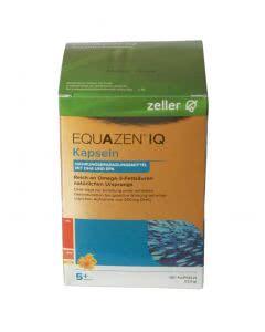 Equazen IQ - Fischoel - Omega 3 - Kapseln - 180 Stk. (