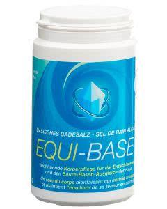 Biosana EquiBase - basisches Badesalz - 300g für ca. 4 Vollbäder