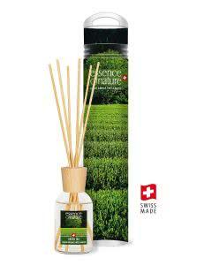 Essence of Nature - Green Tea - Raumduft mit Aroma-Sticks - 100ml
