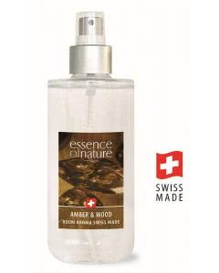 Essence of Nature - Amber-Wood - Raumduft Spray - 200ml