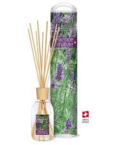 Essence of Nature - Lavender Fields - Raumduft mit Aroma-Sticks - 250ml