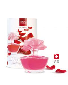Essence of Nature - Rose Safira spezial Raumduft mit handgemachter Sesbania-Duftblume - 250ml