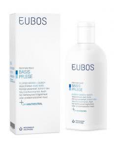 Eubos flüssig Wasch und Dusch blau - 200 ml
