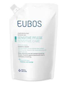 Eubos Sensitive Dusch und Creme refill - 400 ml
