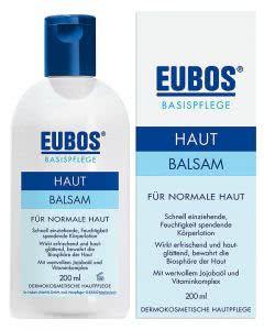 Eubos Hautbalsam refill - 400 ml