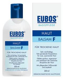 Eubos Hautbalsam F - 200 ml