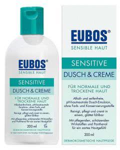 Eubos Sensitive Dusch und Creme - 200 ml