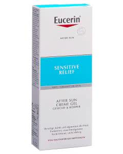Eucerin Sensitive Relief After Sun Creme-Gel - 150ml