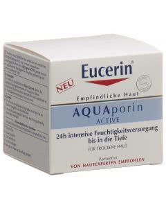 Eucerin AQUAporin Active - Feuchtigkeitspflege trockene Haut - 50 ml