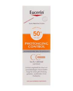 Eucerin Sun Photocontrol CC Creme getönt medium LSF 50+ - 50ml