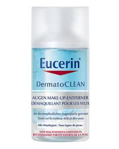 Eucerin DermatoCLEAN Augen Make-up-Entferner - 125ml