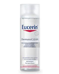 Eucerin DermatoCLEAN Feuchtigkeitsspendendes Gesichtstonic - 200ml