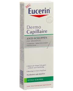 Eucerin DermoCapillaire Anti-Schuppen Gel Shampoo - 250ml