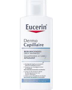 Eucerin DermoCapillaire beruhigende Urea Shampoo - 250ml
