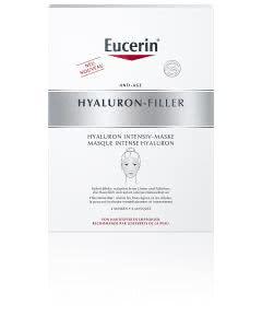 Eucerin Hyaluron Filler Hyaluron Intensiv Maske - 4 Stk.