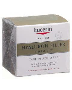 Eucerin Hyaluron-Filler + Elasticity Tagespflege - 50ml