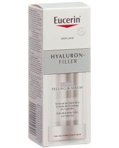 Eucerin Hyaluron-Filler Peeling und Serum Nacht - 30ml