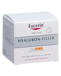 Eucerin Hyaluron-Filler Tag für alle Hauttypen mit LSF 30 - 50ml