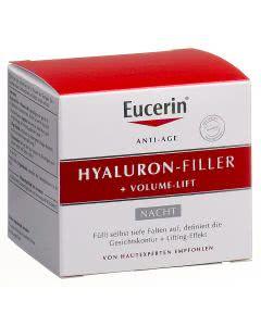 Eucerin Hyaluron-Filler + Volume-Lift Nachtpflege - 50ml