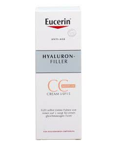 Eucerin Hyaluron-Filler Cream Medium - 50ml