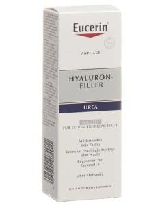Eucerin Hyaluron Filler Anti-Age + Urea Nachtcreme - 50ml