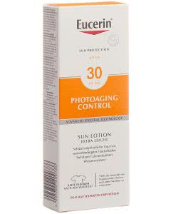 Eucerin Photoaging Control Sun Lotion extra leicht LSF 30 - 150ml