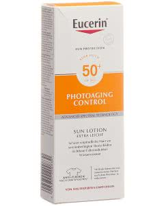 Eucerin Photoaging Control Sun Lotion extra leicht LSF 50+ - 150ml