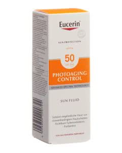 Eucerin Sun Creme Photoaging Control Fluid LSF 50+ - 50ml