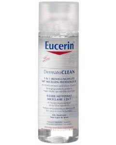 Eucerin DermatoCLEAN 3in1 Reinigungsfluid - 200ml