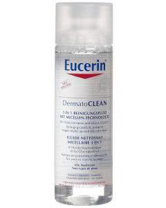 Eucerin DermatoCLEAN 3in1 Reinigungsfluid - 400ml