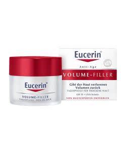 Eucerin Volume-Filler Tagespflege für trockene Haut - 50ml