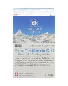 ExtraCellMatrix ECM C-II - 120 Tabl.