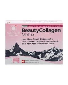 ExtraCell Beauty Collagen Matrix - Beeren/Vanille - 25 Btl.