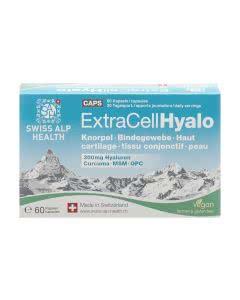Swiss Alp Health Extra Cell Hyalo Kapseln - 60 Stk.