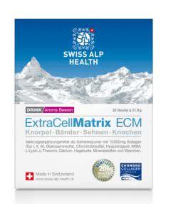 ExtraCellMatrix ECM Drink Beerenaroma - 30 Sachets