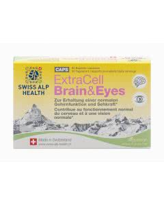 ExtraCell Brain & Eyes - 60 Kaps.
