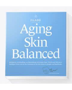 Filabe Aging Skin Balanced Gesichtspflegetuch - Quartalspackung 3 x 28 Stk.