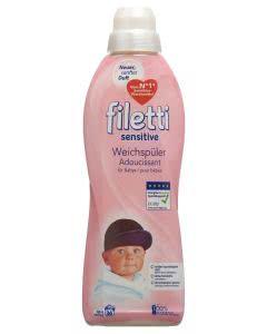 Filetti Sensitive Weichspüler - 0.9 lt