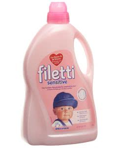 Filetti Sensitive Waschmittel Gel - 1.5 L