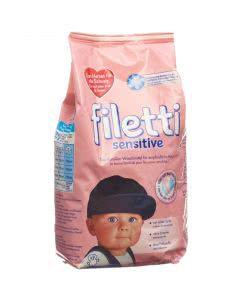 Filetti Sensitive Waschmittel Pulver - 1.275kg