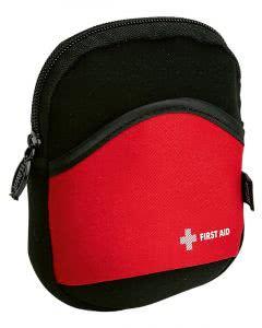 Flawa Freizeit Apotheke Neopren Etui First Aid