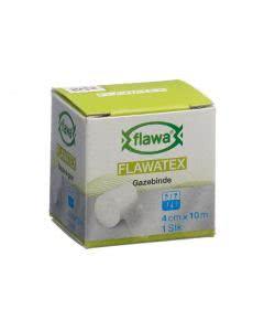 Flawa Flawatex Gazebinde weiss - 4cm x 10m