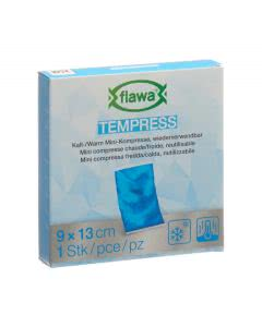 Flawa Tempress Kalt Warm Kompresse - 9cm x 13cm
