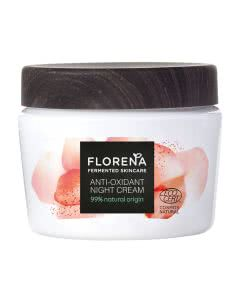 Florena Fermented Skincare Anti-Oxidant Night Cream - 50 ml
