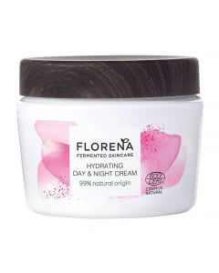 Florena Fermented Skincare Hydrating Day & Night Cream - 50 ml