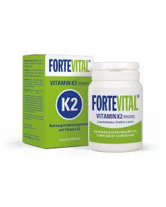 Fortevital Vitamin K2 mono - 60 Stk.