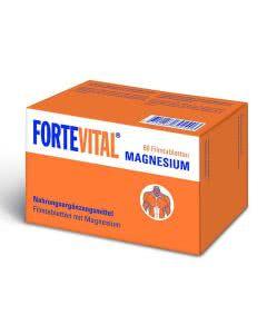Fortevital Magnesium mit Vitamin E - Filmtabletten - 60 Stk.