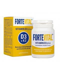 Fortevital Vitamin D3 & K2