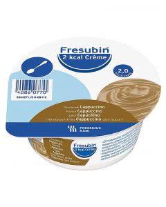 Fresubin 2 kcal Crème Cappuccino - 4 x 125g